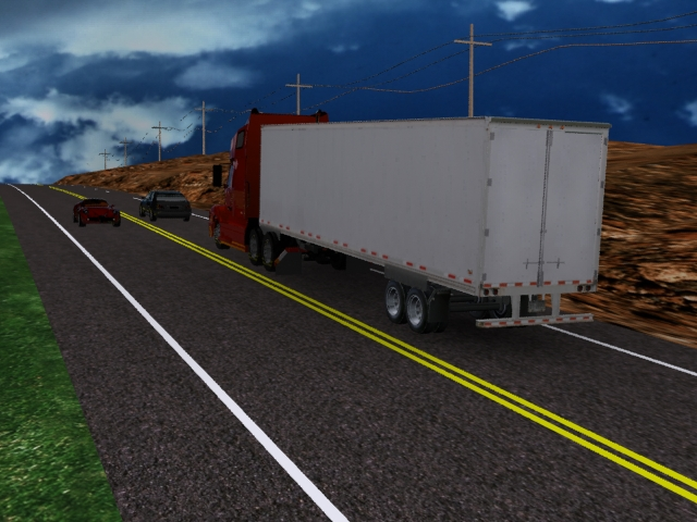 Commercial Vehicle Loss of Control